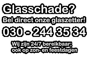 Glazetter Utrecht bellen